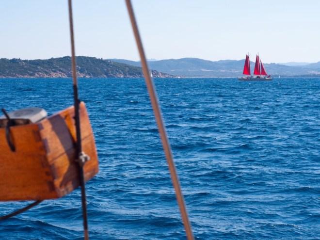 Maddalena sailing sardegna sardinien segeln