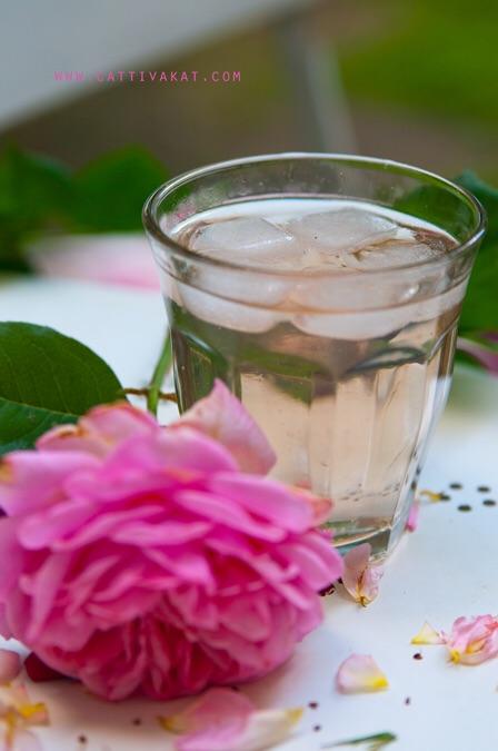 Rose lemonade recipe
