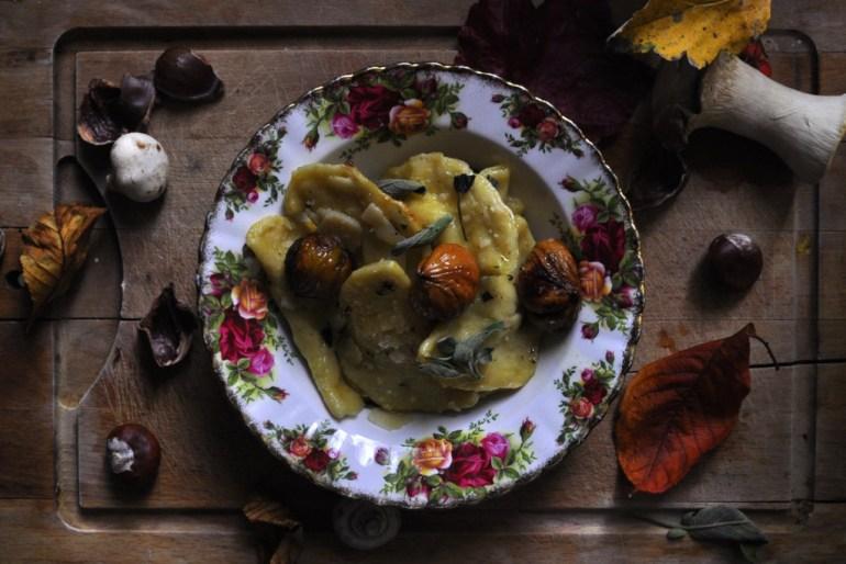 mushroom-chestnut-pasta
