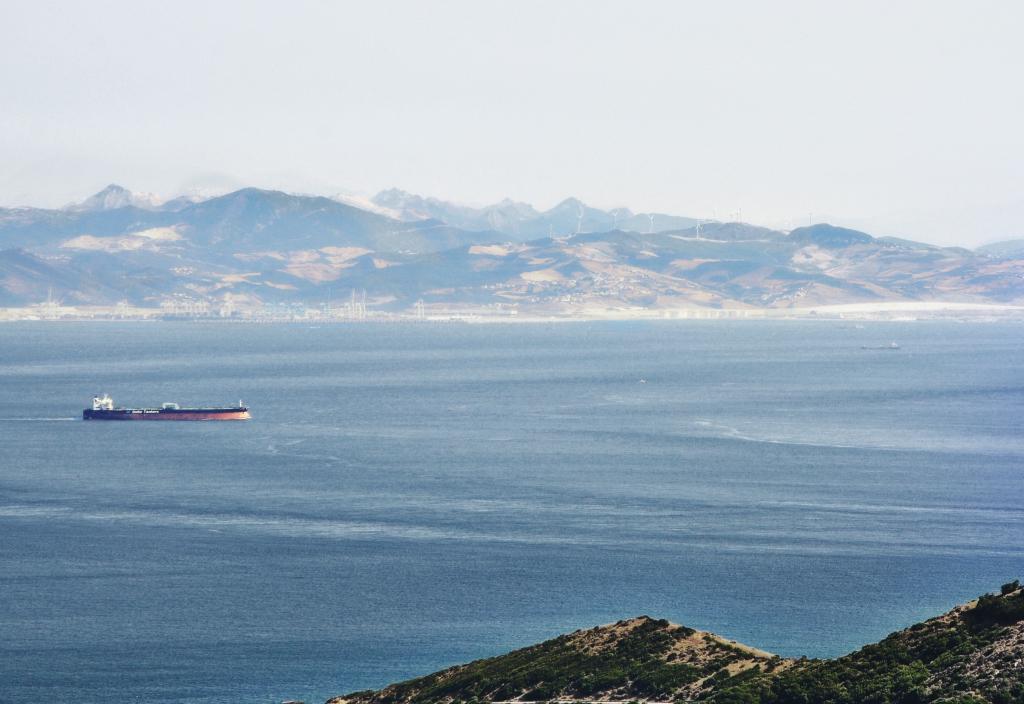 Meerende von Gibraltar