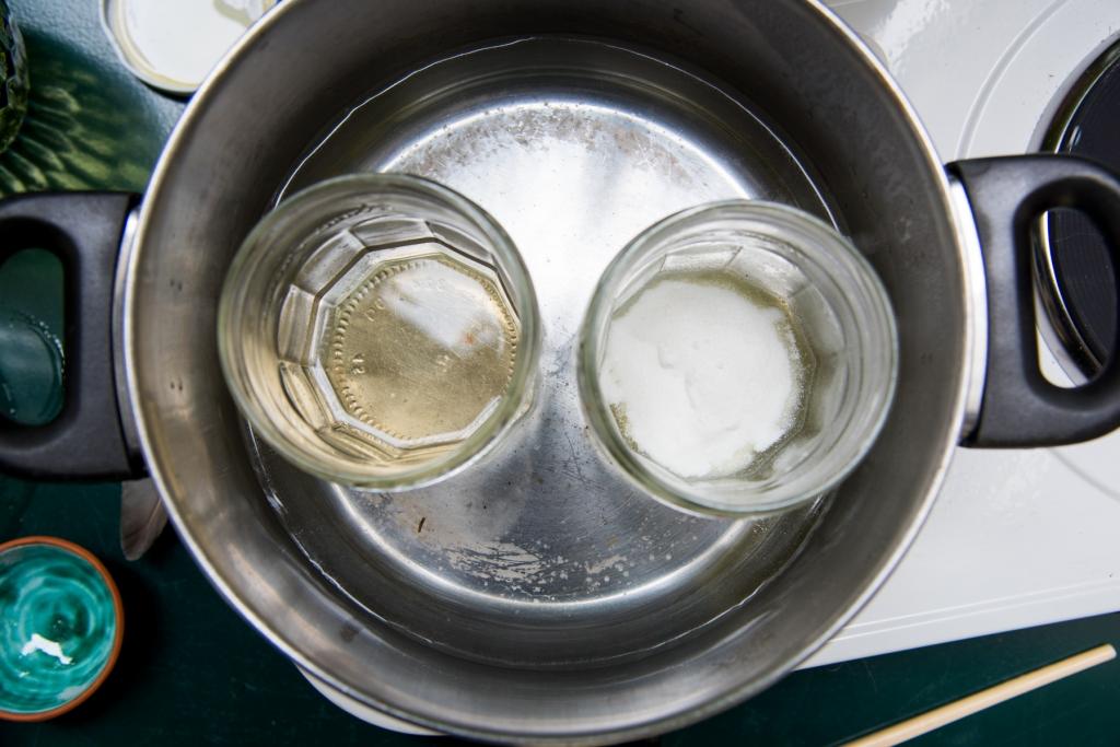Rezept für selbstgemachte Creme aus Rosmarin