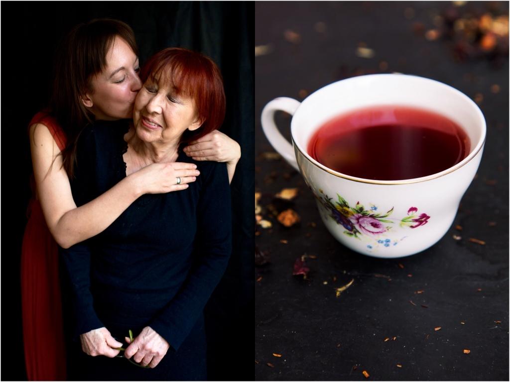 Mutter und Tochter Fotografie