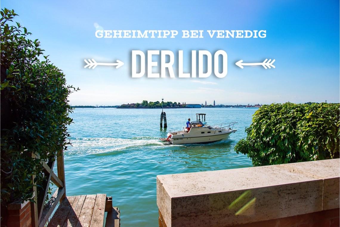 Der Lido bei Venedig