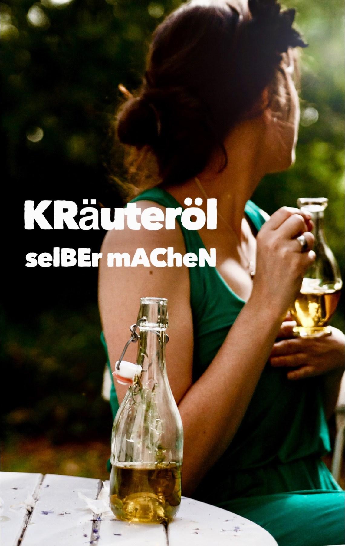 DIY Kräuteröl