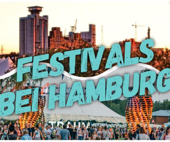 Festivals bei Hamburg
