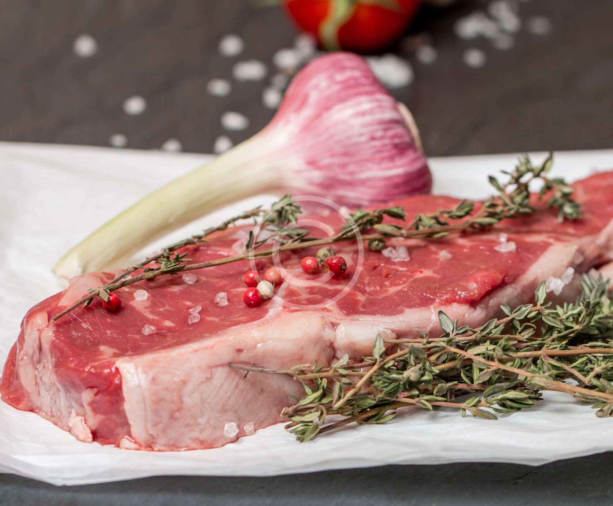Marinated Beef Steak