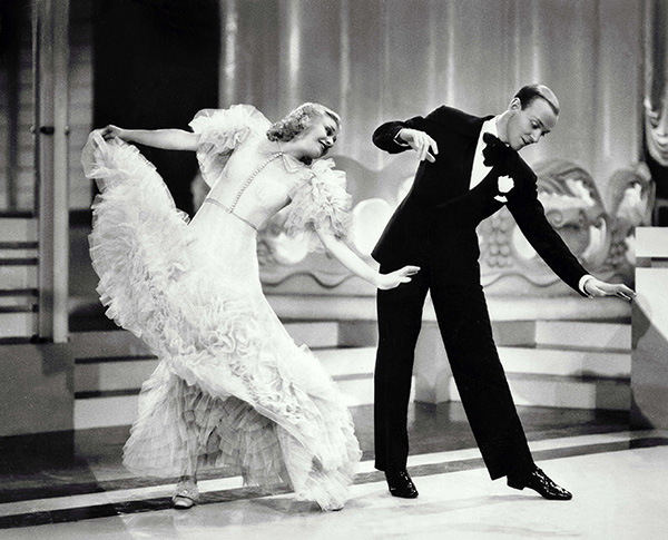 Image result for pictures of ginger rogers and fred astaire