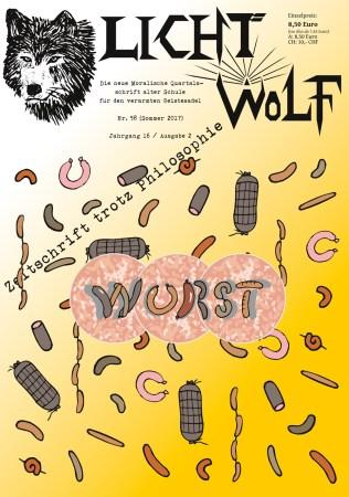 Lichtwolf Nr. 58 (Wurst)