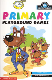 Primary Playgound Games cover