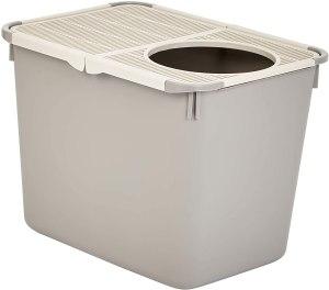 Amazon Basics Cat Litter Box