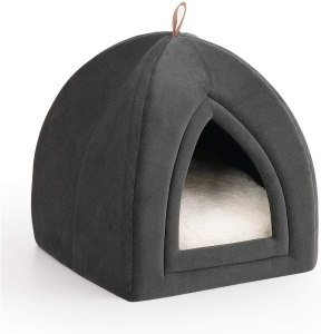 Bedsure Kitten Bed Cave Bed