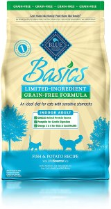 Blue Buffalo Indoor Adult Dry Cat Food