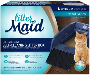 LitterMaid Self-cleaning Cat Litter Box