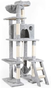 Rabbitgoo Cat Tree Cat Tower
