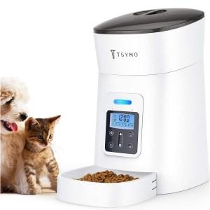 TSYMO Automatic Cat Feeder