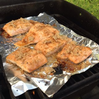 Thoughts on Grilling Salmon