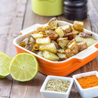 Mexican Roasted Potatoes