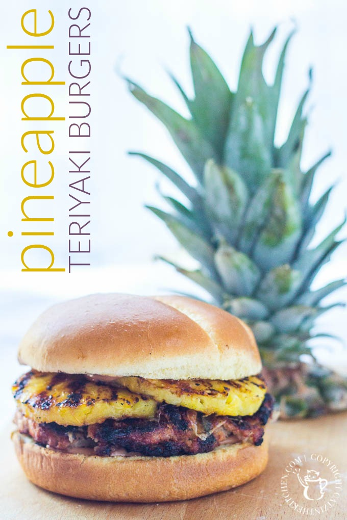 These pineapple teriyaki burgers are simple, practically foolproof, relatively healthy, and make-your-tastebuds weep yummy. Make, eat, repeat.