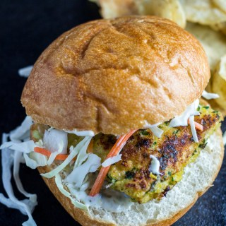 Better-Than-Fast-Food Crispy Fish Sandwich