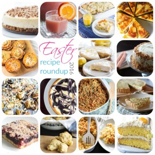 Easter Recipe Roundup | Catz in the Kitchen | catzinthekitchen.com | #holiday #recipe #Easter