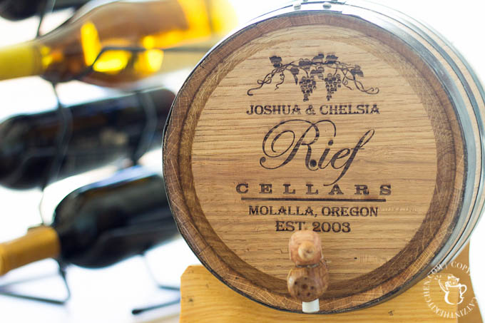 Uncommon Goods' Personalized Wine Barrel Review