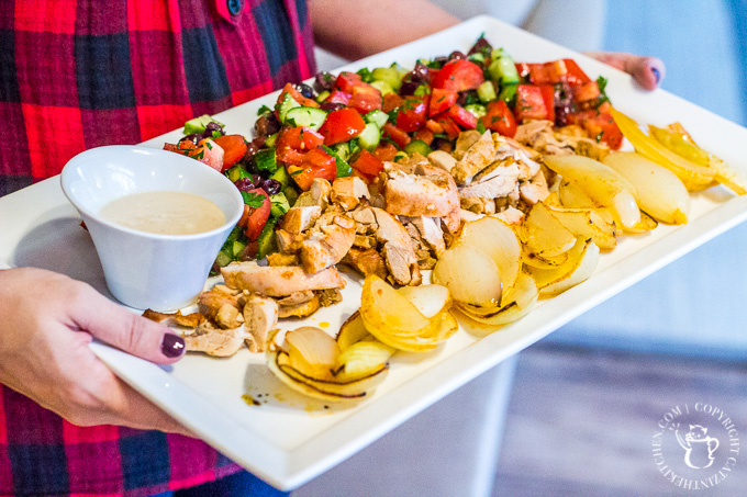 Catz Review of Chef'd Oven-Roasted Chicken Shawarma #getchefd