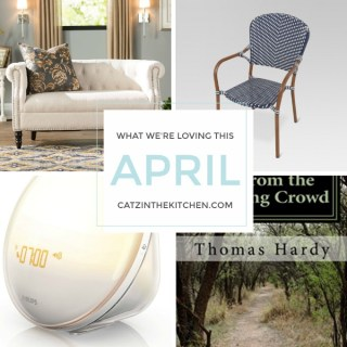What We're Loving this April!