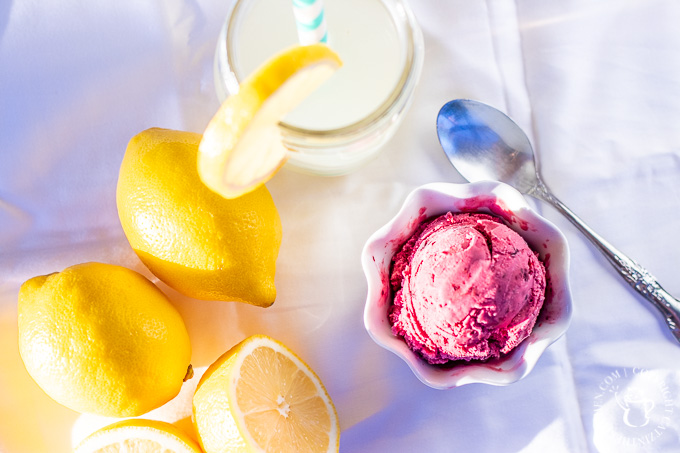 Looking for a delectable way to close out summer? We recommend indulging in delicious Oregon berries and whipping up some blackberry lemonade ice cream!