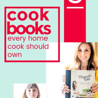 Five Cookbooks Every Home Cook Should Own