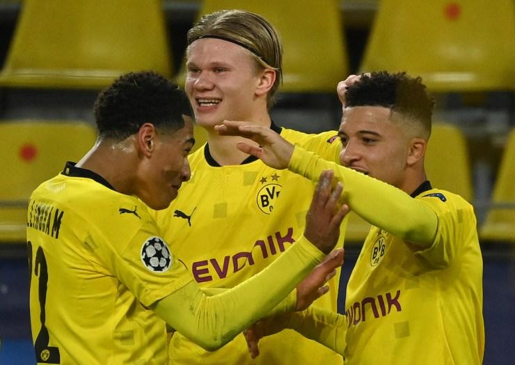 Chelsea ready to offer £100m for Dortmund's Jude Bellingham fbl eur c1 dortmund brugge 1