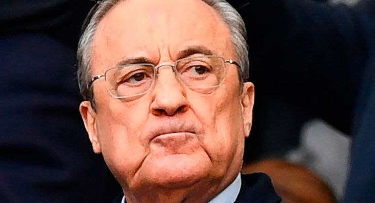 Real Madrid President Florentino Perez wants to shorten games florentino perez