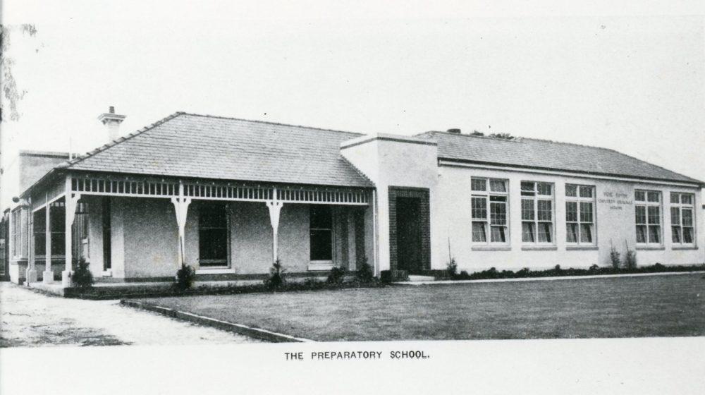 Shaw House Primary School 1949