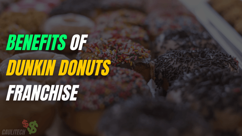 Benefits And USP Of Dunkin Donuts Franchise