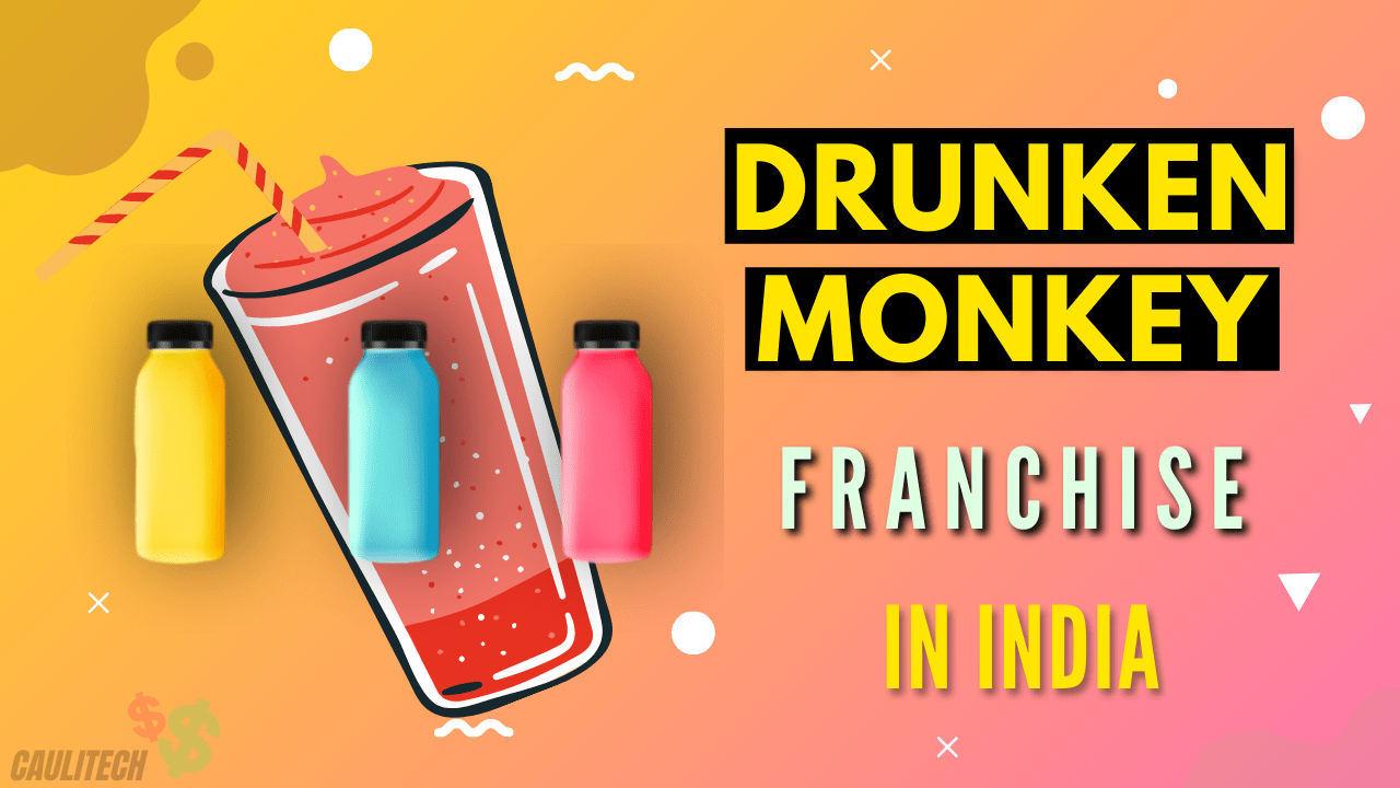 drunken monkey franchise