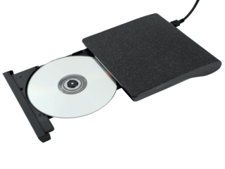 external USB CD drive