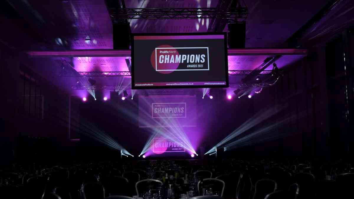 Prolific North Awards 2021
