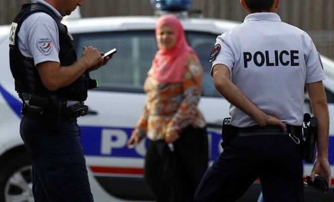 saint etienne rouvray ecole islam
