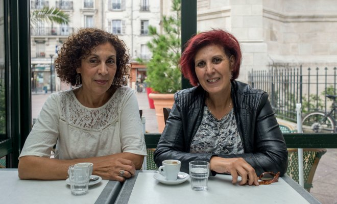 aubervilliers femmes sans voile