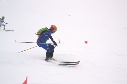 Esquí Travesía Prueba Individual CX 2016