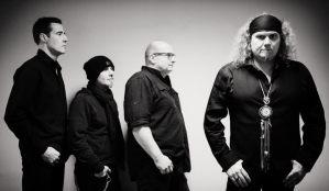 Julian Sas Band - BW