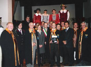 Foto Premiazione Evento