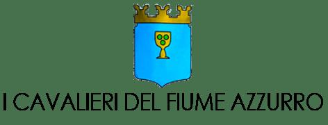 Logo associazione Cavalieri del Fiume Azzurro