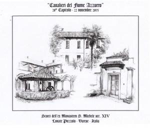 Scorci ex Monastero S.Michele - Lonate Pozzolo