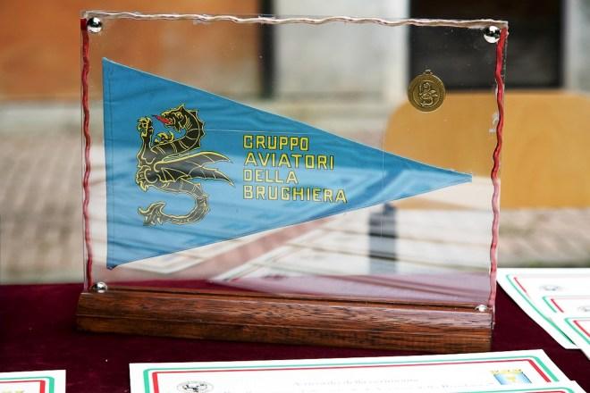 Cimeli per il museo di Cameri