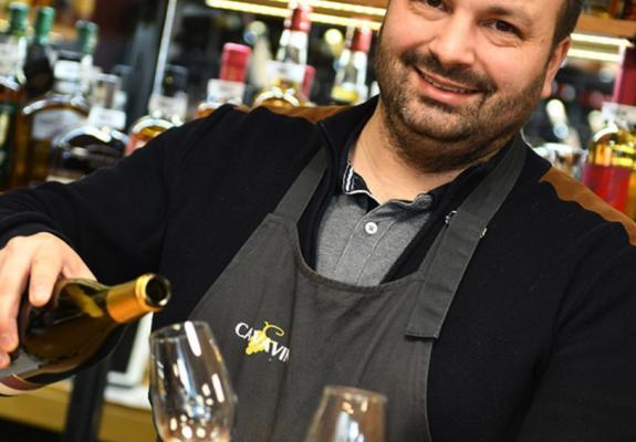 wine shop chateaubriant cavavin group