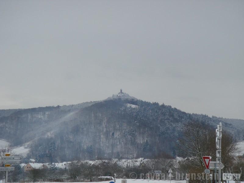 Le Chteau Du Haut Koenigsbourg Enneig