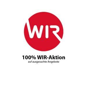 100% WIR Aktion