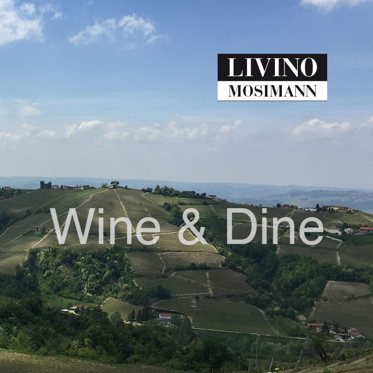Livino Mosimann Wine&Dine