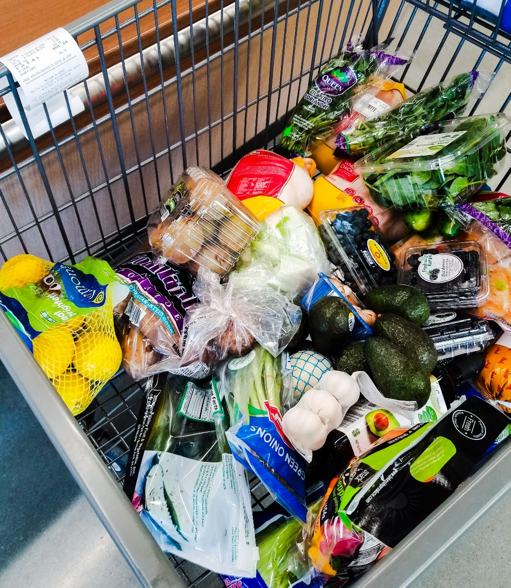 Whole30 How Much Does it Cost? Week 1 Grocery Breakdown