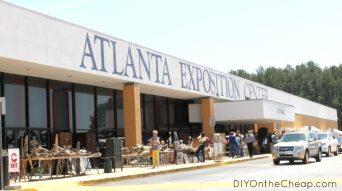 Biggest Flea Market in the united states Scott Antique Market Atlanta Exposition Center